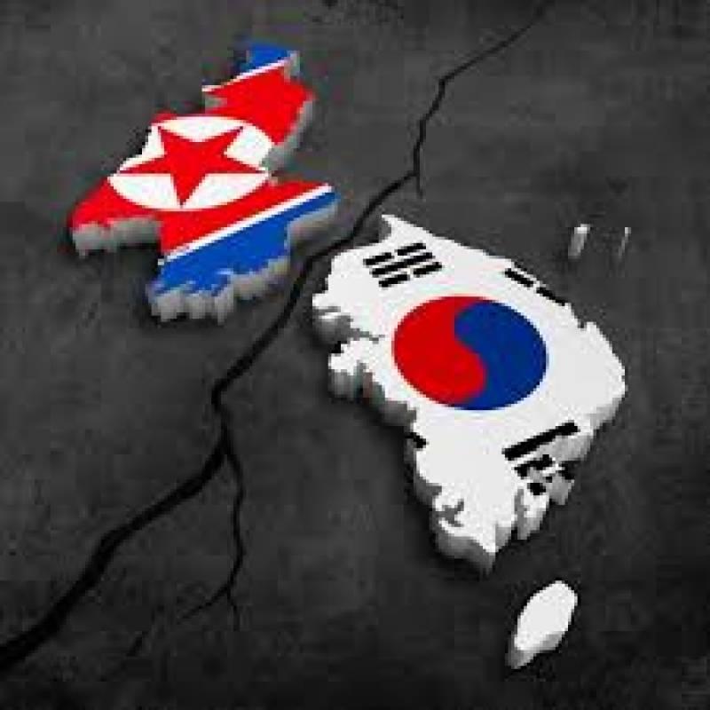 امریکا اورجنوبی کوریا کے درمیان جاری جنگی مشقوں پربات چیت کے لیے تیارہے :پیانگ یانگ