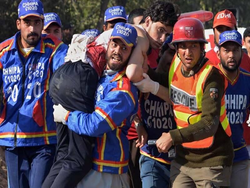 امریکا کی پشاور میں دہشت گرد حملے کی مذمت