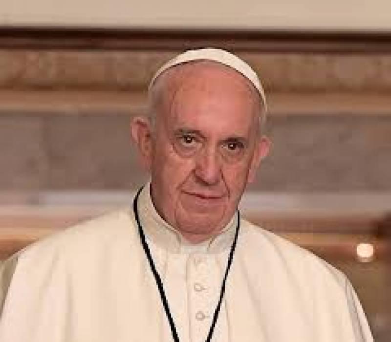 دنیا میں پہلے ہی کم تنازعات اورخوف موجود تھا جو امریکا کی طرف سے ایک اور متنازع فیصلہ کر لیا گیا:وا پوپ فرانسس