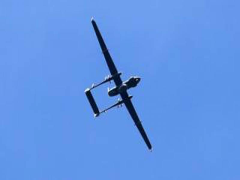 چین نے فضائی حدود کی خلاف ورزی پر بھارتی ڈرون مار گرا یا۔