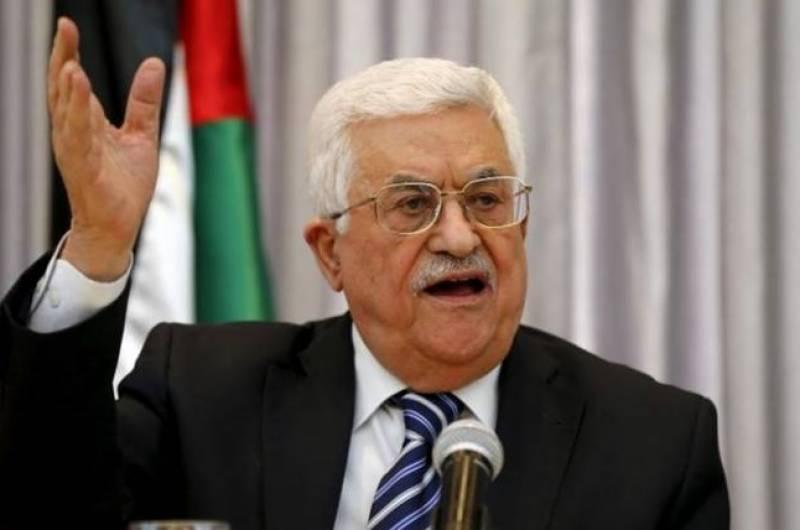 مقبوضہ بیت المقدس ہمیشہ فلسطین کا دارالحکومت رہے گا، امریکی فیصلے سے خطے میں جنگ کے نئے خطرات لاحق ہوگئے ہیں، فلسطینی صدر محمود عباس