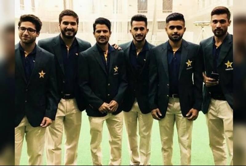 پاکستانی ٹیم پانچ ون ڈے اور تین ٹونٹی میچز کی سیریز کھیلنے کے لیے نیوزی لینڈ پہنچ گئی