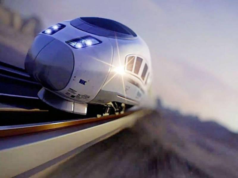 حرمین ایکسپریس ٹرین کا پہلا عوامی تجرباتی سفر آئندہ ہفتے ہو گا۔