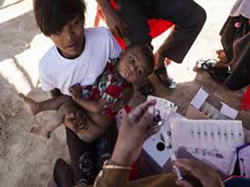 بنگلہ دیش: روہنگیا پناہ گزینوں میں خناق کی وبا پھیل گئی
