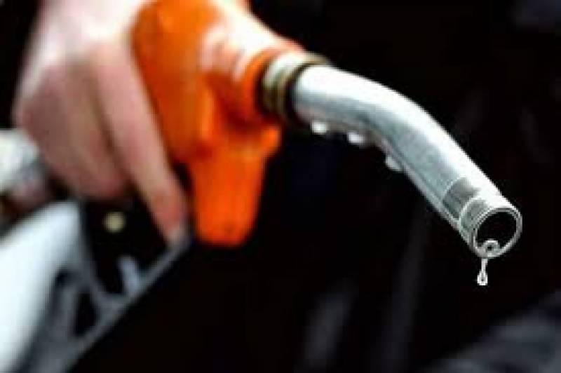 پٹرول کی قیمت میں4روپے6پیسےفی لیٹراضافہ