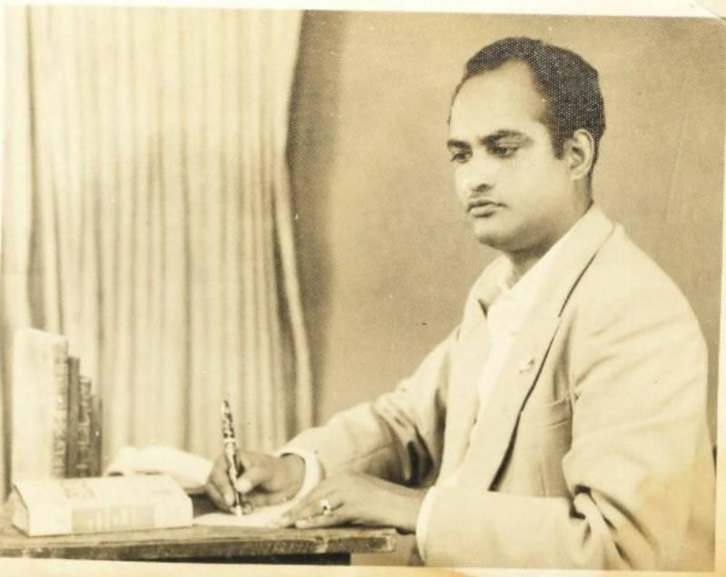 اردو کے معروف مزاح نگار،شاعر اور ادیب ابن انشا کی40 برسی  آج منائی جارہی ہے