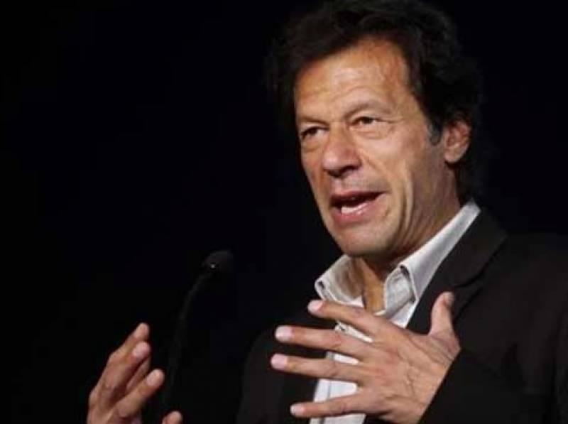 زینب جیسے واقعے کی پاکستان میں سزا صرف سزائے موت ہے۔عمران خان