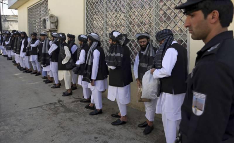 افغانستان میں گلبدین حکمت یار کے 75 ساتھی رہا کر دیئے گئے۔