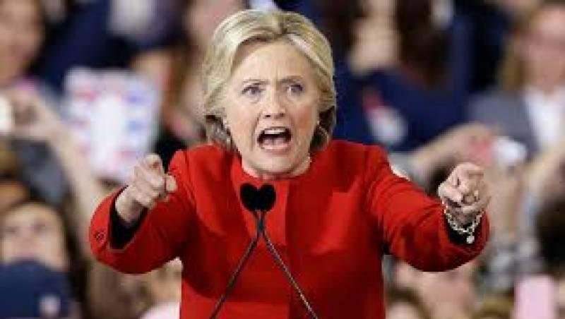 ہیلری کلنٹن صدر ٹرمپ کے ہیٹی اور افریقی ممالک کے خلاف تحقیر آمیز بیان پر پھٹ پڑیں