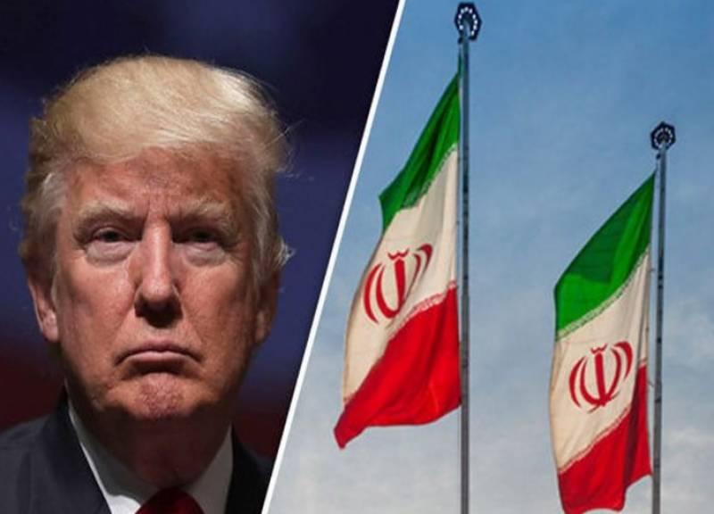 امریکی صدر نے ایران سے جوہری معاہدہ ختم کرنے کا اعلان موخر کردیا