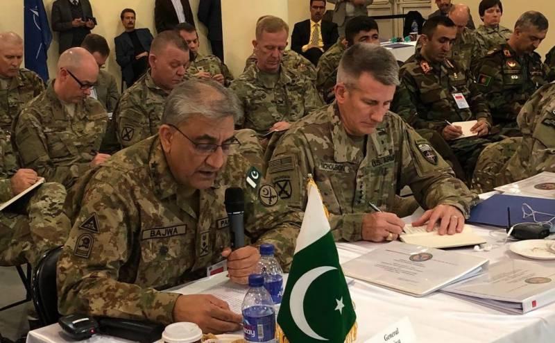 پاکستان نے اپنے علاقوں سے دہشت گردوں کی پناہ گاہیں ختم کردی ہیں, آرمی چیف جنرل قمرجاوید باجوہ
