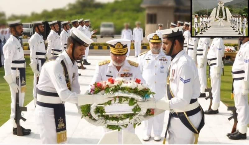 پاک بحریہ میں پاکستان کا 53واں یومِ دفاع نہایت ہی احترام اورروایتی جوش و جذبے سے منا یاگیا, پاک نیوی ایو ی ایشن ، پاک میرینزاور اسپیشل فورسز کا پیشہ ورانہ مہارتوں کا بھر پورمظاہر ہ