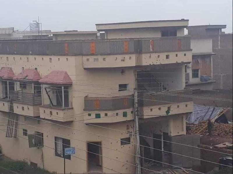 پشاور: حیات آباد میں آپریشن، 5دہشتگرد ہلاک،1 اہلکار شہید،2زخمی