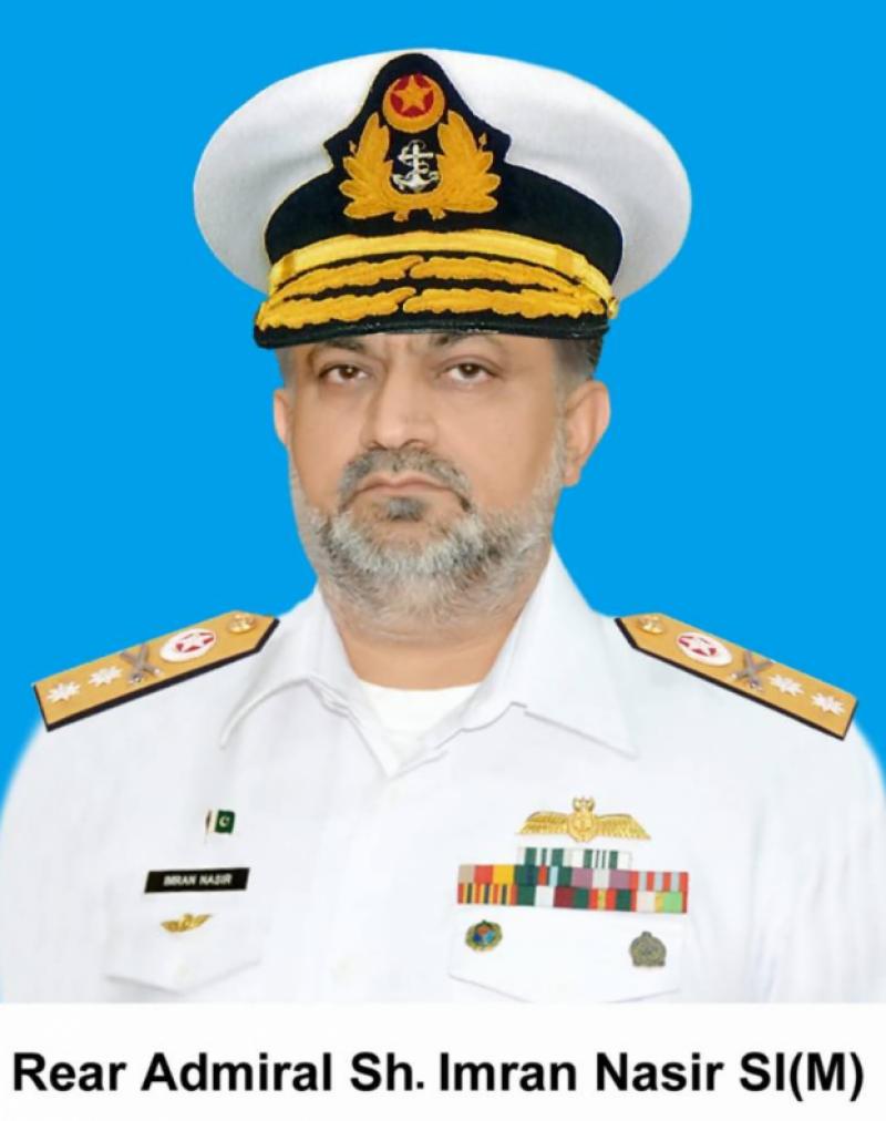 پاک بحریہ کے کموڈور شیخ عمران ناصر اور کموڈور محمد ارشد جاوید کو ریئر ایڈمرل کے عہدے پر اعزازی ترقی دے دی گئی
