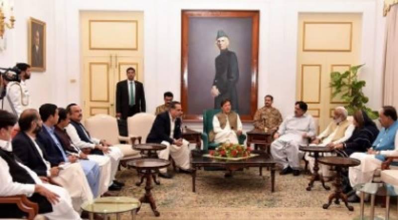 ہمیں ایک خستہ حال معیشت ورثے میں ملی: عمران خان