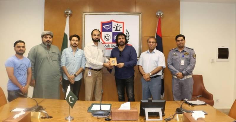 معروف کلاسک گلوکارشفقت امانت علی کی پنجاب سیف سٹیز اتھارٹی آمد، پنجاب سیف سٹیز اتھارٹی کے مختلف شعبہ جات کا دورہ کروایا گیا