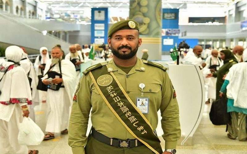 عازمین حج کے استقبال کے لئے ہوائی اڈوں پر کئی زبانیں جاننے والے ترجمان تعینات
