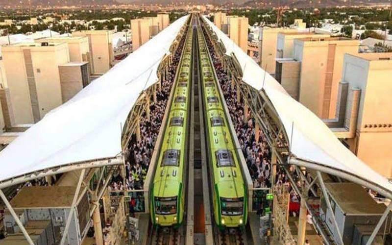 مکہ معظمہ ڈویلپمنٹ اتھارٹی نے 'مشاعر مقدسہ' ٹرین کی ٹکٹوں کی فروخت شروع کردی