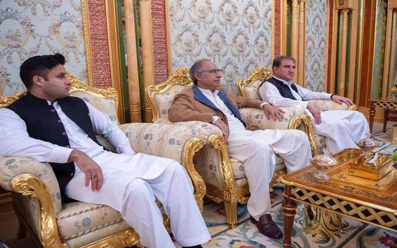 وزیراعظم عمران خان کی شاہ سلمان بن عبدالعزیز سے ملاقات