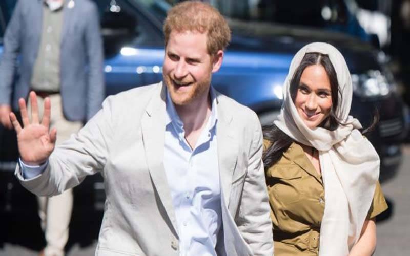 برطانوی شہزادہ ہیری اپنی والدہ کے نقش قدم پر انگولا کی مائن فیلڈ پہنچ گئے۔