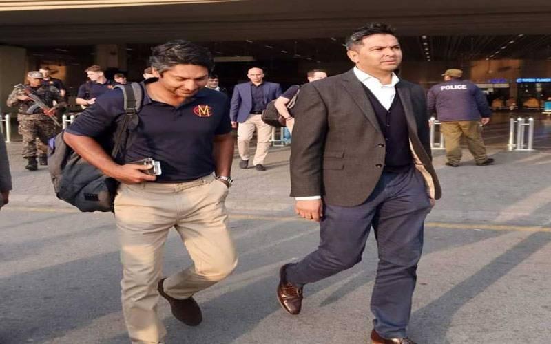 48 سال بعد ایم سی سی کرکٹ ٹیم پاکستان پہنچ گئی، کل پہلا ٹی 20 میچ شیڈول