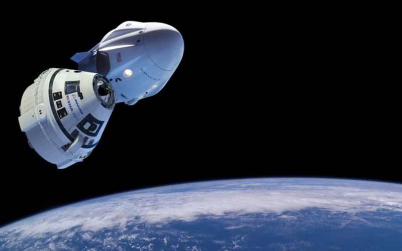 اسپیس ایکس کا 4سیاحوں کو مدار میں بھیجنے کا اعلان