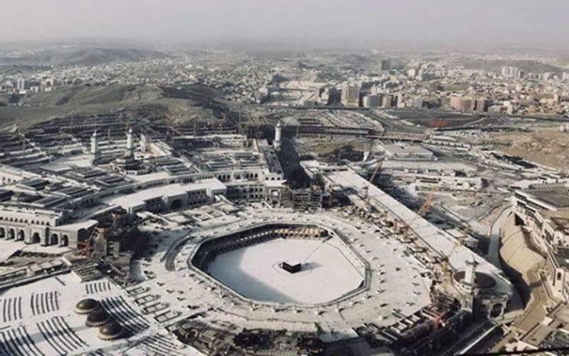 کرونا وائرس : کعبۃ اللہ کا مطاف صفائی کے لیے مکمل خالی