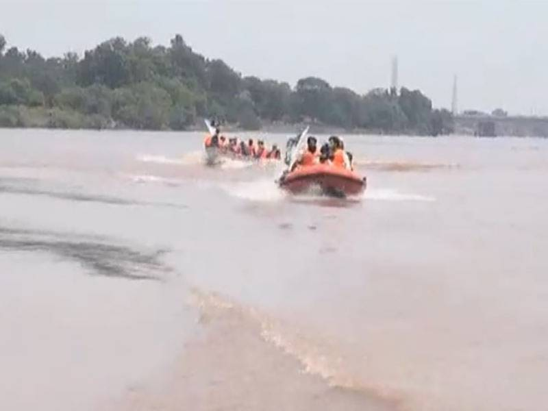 پنجاب میں سیلاب کاخدشہ،ریسکیوسروسزکی مشقیں