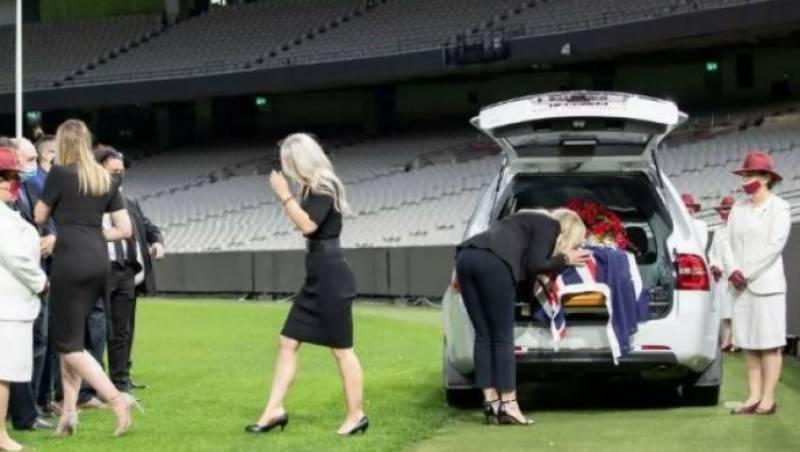 سابق آسٹریلوی کرکٹر ڈین جونز کی آخری رسومات ادا کردی گئیں