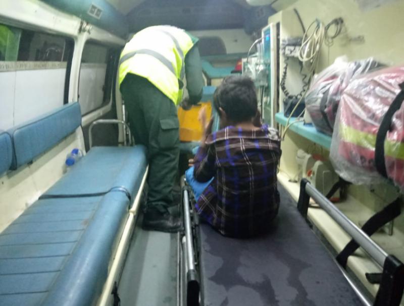 سیالکوٹ : مرالہ روڈ واحد چوک میں گھر کے کچن میں کھانا پکاتے پریشر ککر بلاسٹ