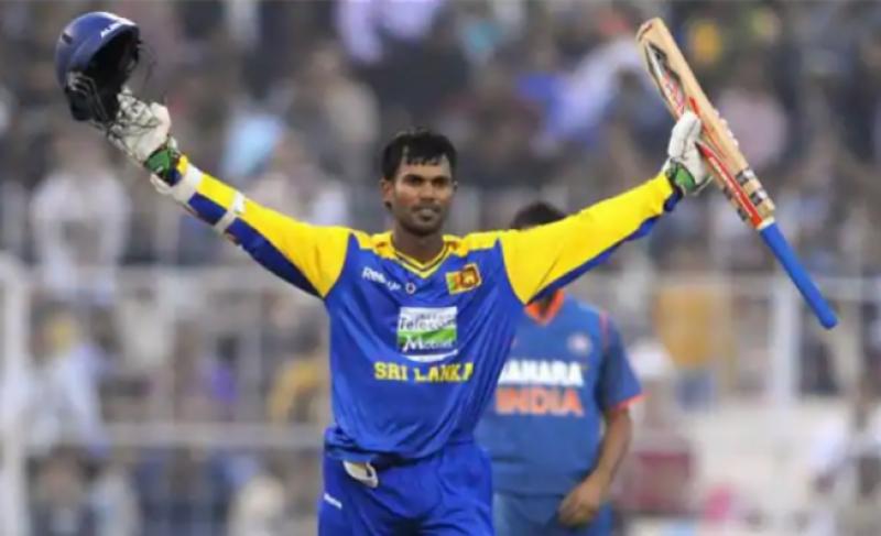 سری لنکن معروف بلے باز تھرنگا کا انٹرنیشنل کرکٹ سے ریٹائرمنٹ کا اعلان