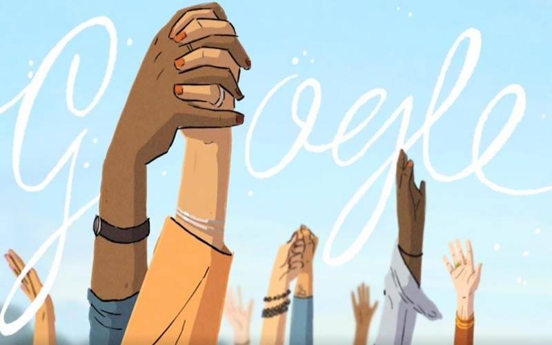 گوگل کا ویمن ڈے پر انوکھا خواتین کو خراج تحسین