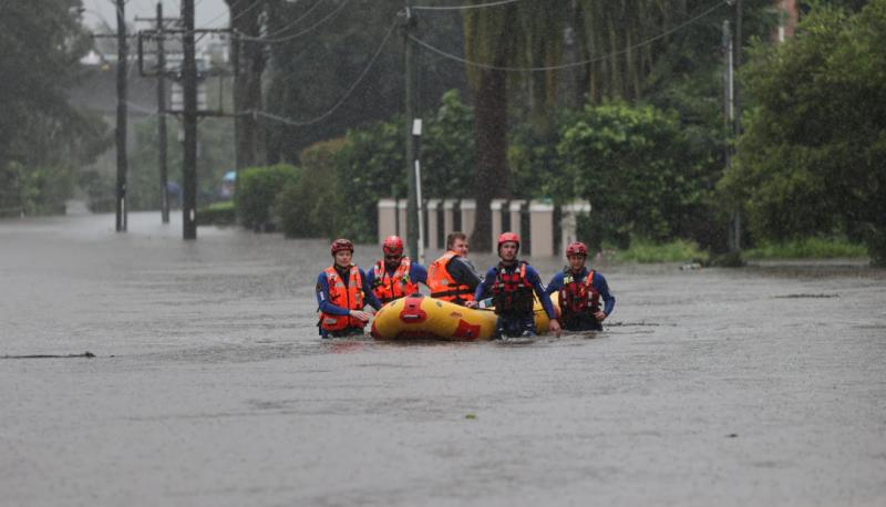 آسٹریلیا میں شدید بارشیں، 50 سال کا بدترین سیلاب آگیا