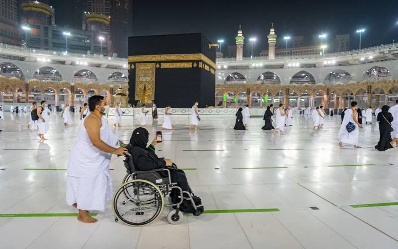 رواں سال بھی حرمین شریفین میں اعتکاف اور اجتماعی افطار کا انتظام نہیں ہوگا۔