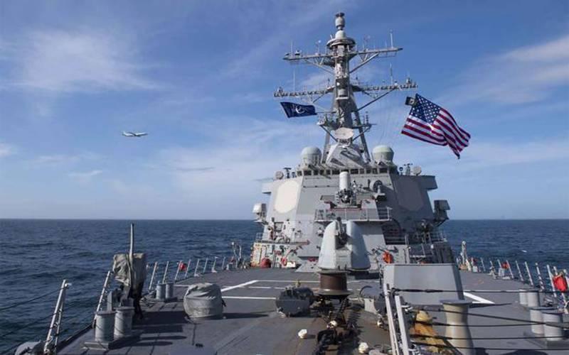 انقراہ کا امریکی جنگی جہاز کوبحیرہ اسود عبور کرنے کی اجازت دینے سے انکار