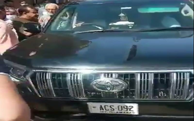 ڈسکہ الیکشن:ضابطہ اخلاق کی خلاف ورزی لیگی ایم پی اے ذیشان رفیق کو نوٹس