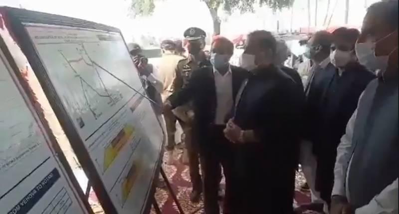 وزیراعلیٰ پنجاب کی ڈیرہ غازی خان کے قبائلی علاقے پھگلہ کا دورہ کرنے کے بعد وہوا آمد وہوا کے لوگوں کی فلاح و بہبود کیلئے منصوبوں کا افتتاح کر دیا گیا