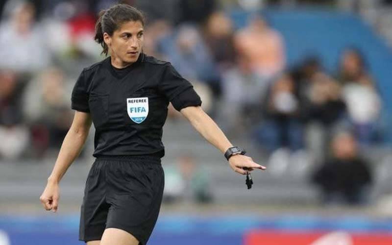 فلسطینی نژاد خاتون یورپیئن چیمپئن لیگ کے فائنل میں ریفری کے فرائض سرانجام دیں گی