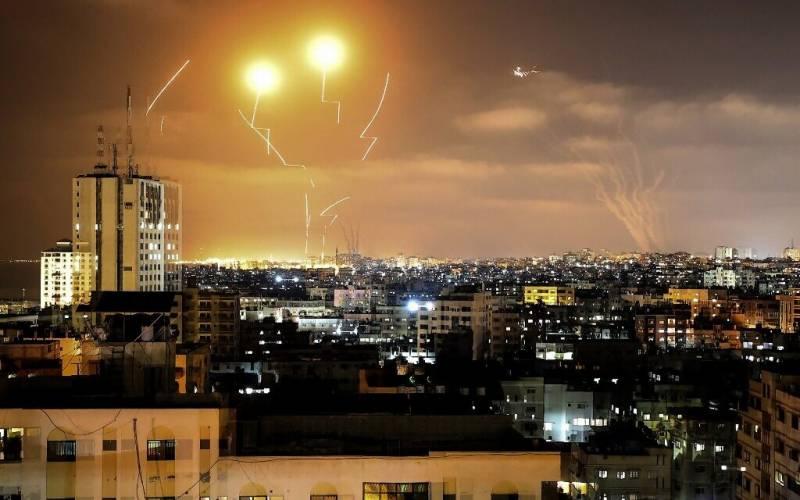 Hamas senior leader martyred in Israeli warplane bombing
