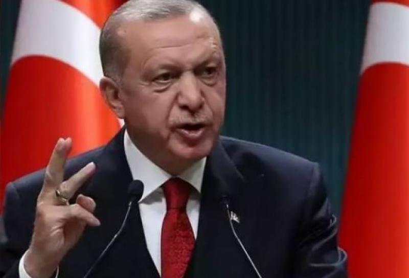 Turning to Al-Aqsa Mosque, we will break hands: Turkish President Tayyip Erdogan