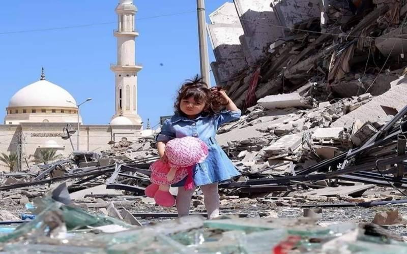 مصر کا غزہ کی تعمیر نو کیلئے50 کروڑ ڈالر کی امداد کا اعلان