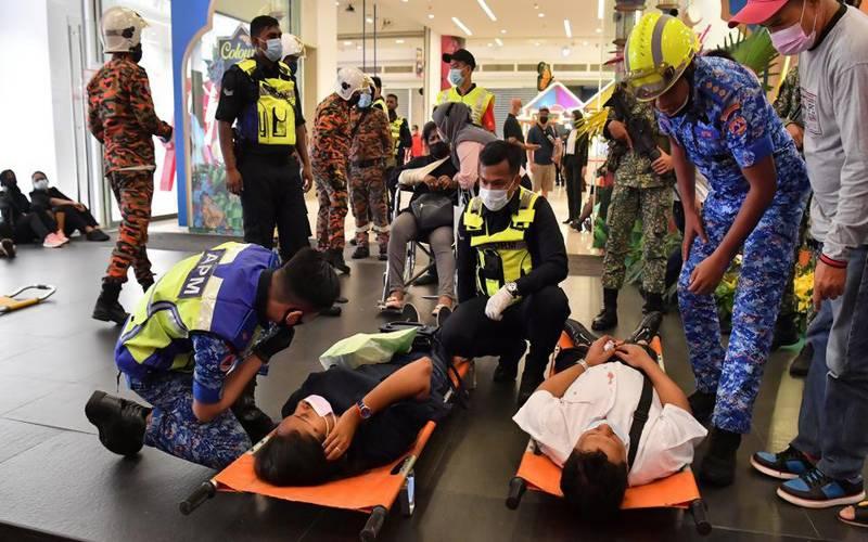 کوالالمپور: ٹرینوں میں خوفناک تصادم،200سے زائدافراد زخمی