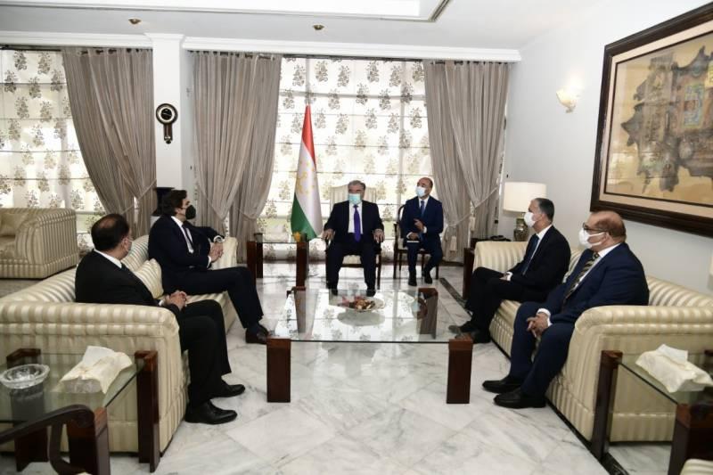 تاجکستان  کے صدر دو روزہ دورے پر پاکستان پہنچ گئے