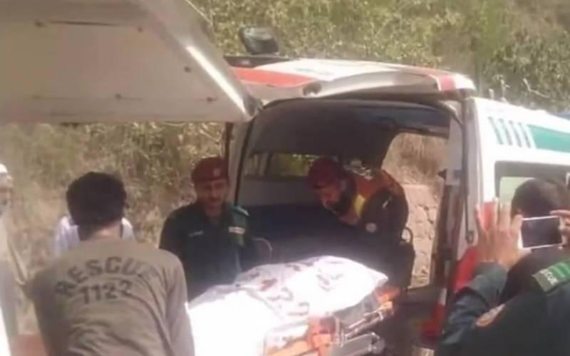 سردار صغیر چغتائی کی گاڑی آزاد پتن کے مقام پردریائے جہلم میں گر گئی
