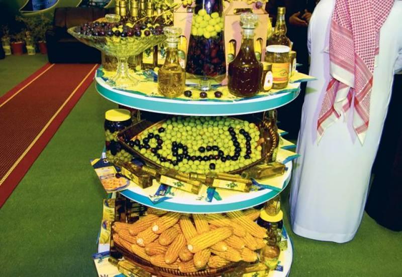 سعودی عرب میں زیتون کا14واں سب سے بڑا میلہ
