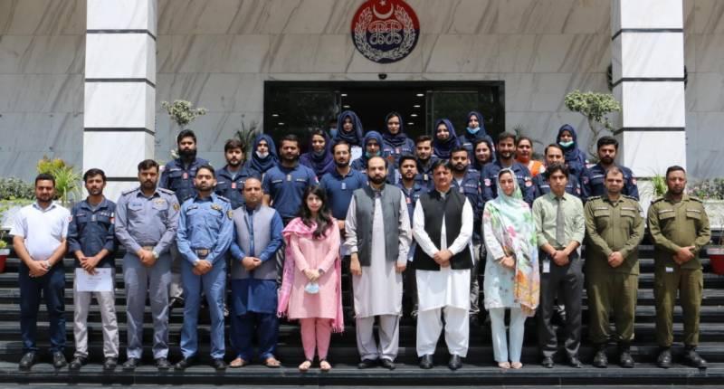 یواین ایف پی اے اور روزان کے تعاون سے پنجاب سیف سٹیزاتھارٹی میں