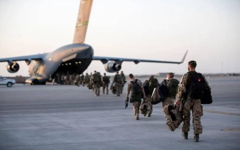 افغانستان سے جرمن فوج کا انخلا مکمل