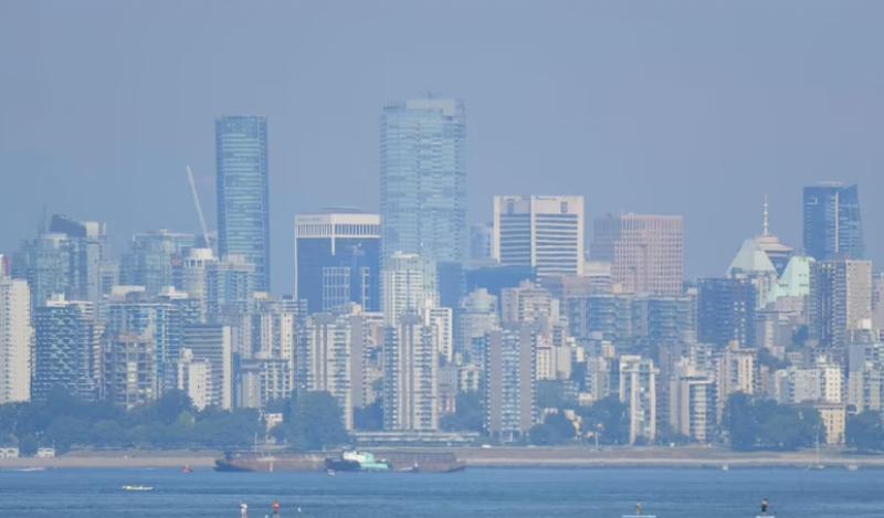 کینیڈا میں قیامت خیز گرمی کا 126 سالہ ریکارڈ ٹوٹ گیا، 233 ہلاکتیں