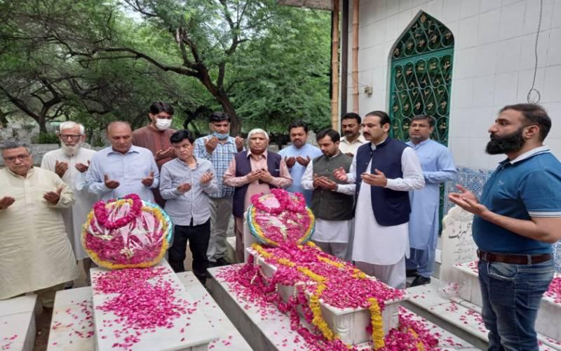 رہبر پاکستان اور آبروئے صحافت مجید نظامی کی ساتویں برسی آج منائی جا رہی ہے