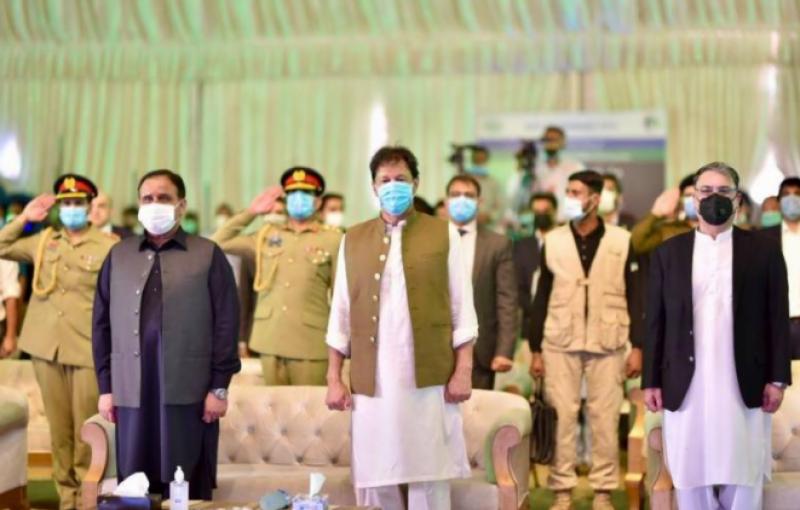 وزیر اعظم نے پاکستان کے پہلے اسمارٹ جنگل کا افتتاح کردیا